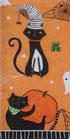 217 *14160M SCAREDY CATS ORANGE