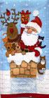 217 *10290M Santa and Pets