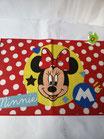 "Tappeto Disney ""Minnie"" antiscivolo 80x120 cm. A361"