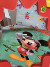 "Trapunta""Micky Mause Capitan""Disney 180x240 cm. A316"