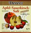Apfel-Sauerkirsch-Saft (0,7l)