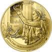 50 Euro Napoleon - Krönung 2021 Gold PP