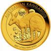 25 AUD Känguru 2021 Gold PP