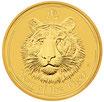 Lunar II Tiger 10 Oz Gold