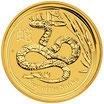 Lunar II Schlange 1 Oz Gold