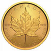 100 CAD Maple Leaf 2021 Gold Winnipeg