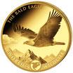 500 Fr Weißkopfseeadler 2021 5 Unzen Gold PP
