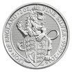 White Lion 2020 Silber 2 Oz