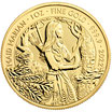 1 x 100 GBP Maid Marian Gold 1 Oz
