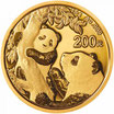 China Panda Gold 15 Gramm 2021