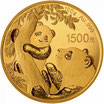 China Panda 2021 Gold 100 Gramm