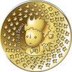 200 Euro Kleiner Prinz - Mond 2021  1 Oz Gold PP