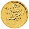 Lunar II Drache 1 Oz Gold