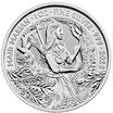 1 x 2 GBP Maid Marion 2022 Silber 1 Oz