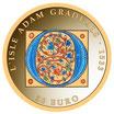 50 Euro Gotik 2020 Gold PP