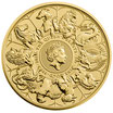 10 x The Queen's Beasts - Completer Coin Gold 1 Oz