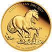 100 AUD Brumby 2021 PP 1 Oz Gold