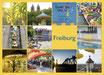 Postkarte FR Dutzend gelb