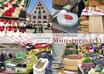 Postkarte FR Münstermarkt