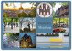 Postkarte FR Wiehre Dutzend