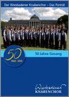 """DVD """"50 Jahre Gesang"""""""
