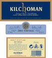 Kilchoman 2007 Vintage Release