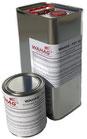 WAHAG - F07-03,  Kleber für Kunstleder bzw. PVC ( Autosattler ) ,  sprühbar / pinselbar