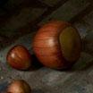 Haselnuss - Cores da Terra