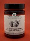 Fraise framboise saumur champigny et poivre de cassis
