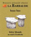 """Bière artisanale blonde """"bzzz bzz"""""""