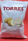 Chips aromatisées à la truffe d'été