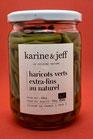 Haricots verts extra-fins bio