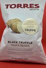 Chips à l'arôme de truffe