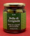 Olives vertes bella di cerignola