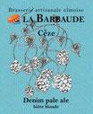 """Bière artisanale blonde """"Cèze"""""""
