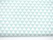 Kleine Dreiecke, soft minze