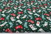Weihnachtsocken, grün, Weihnachten