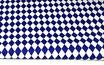 Blau-weiße Rauten, Bayern Muster