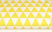 Dreiecke, gelb