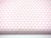 Kleine Dreiecke, soft rosa