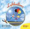 LUFTBALLONS - CD audio des enregistrements pour le cahier d'activités - A1.1