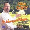 """CD Gilles SABY """" De l'Auvergne à l'Aveyron"""""""