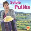 """CD Sylvie PULLES """"C'est un refrain d'Auvergne"""""""