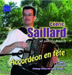 "CD Cédric SAILLARD ""Accordéon en fête"""