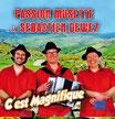 """CD Sébastien DEWEZ """"C'est magnifique"""""""
