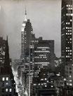 Vue de New York, la nuit Douchan Stanimirovitch