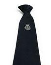 Krawatte clip-on Crest