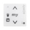 Somfy Smoove RS 100 io mit Diskret-/Normal-Schalter Pure