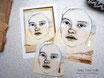 "alle 3 Kunstdrucke von ""The golden earring"""