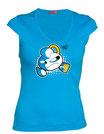 Camiseta Ángelo para chica